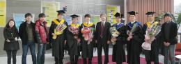 Graduation ceremony 2