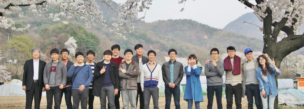 Donghaksa in Gyeryong Mountain 2016.04.07
