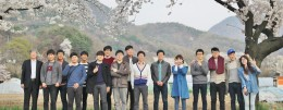 Donghaksa in Gyeryong Mountain 2016.04.07